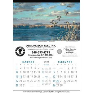 Triumph� North American Waterfowl Calendar